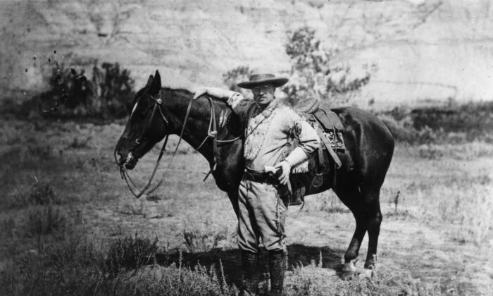 Oda de Roosevelt a la vida extenuante
