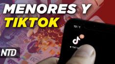 NTD Noticias: Tiktok ofrece videos de sexo y drogas a menores: WSJ