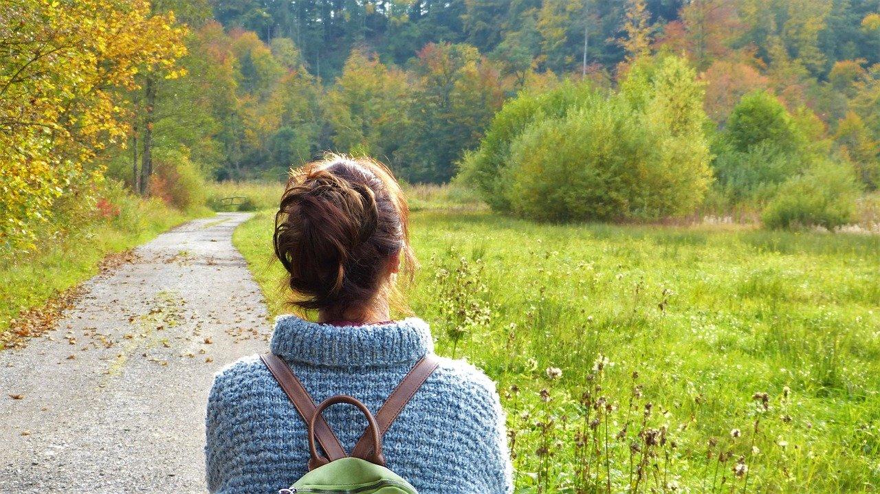 El otoño nos muestra la belleza de dejar ir