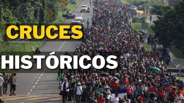 Cifra récord de inmigrantes ilegales se dispersa por EE. UU.