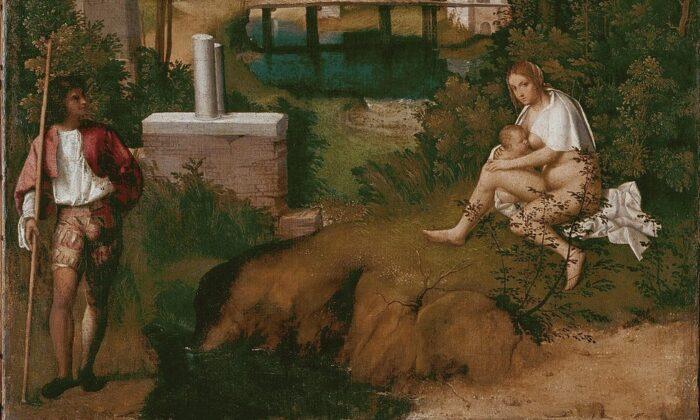 """Un debate de 500 años: """"La Tempestad"""" de Giorgione"""