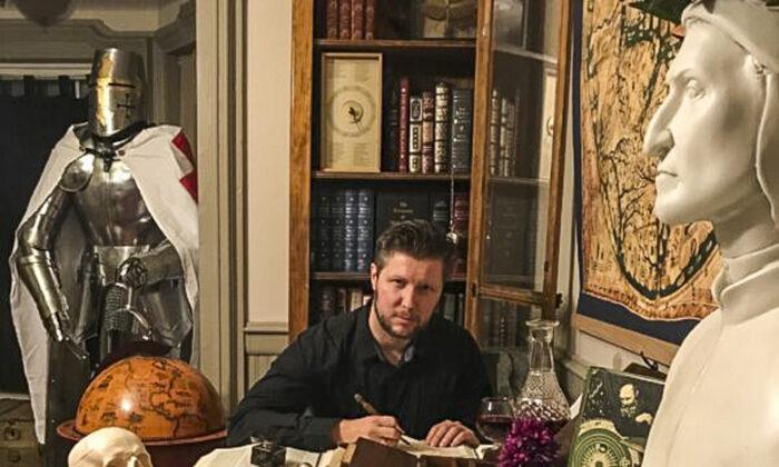 Un nuevo e importante poeta estadounidense: Andrew Benson Brown