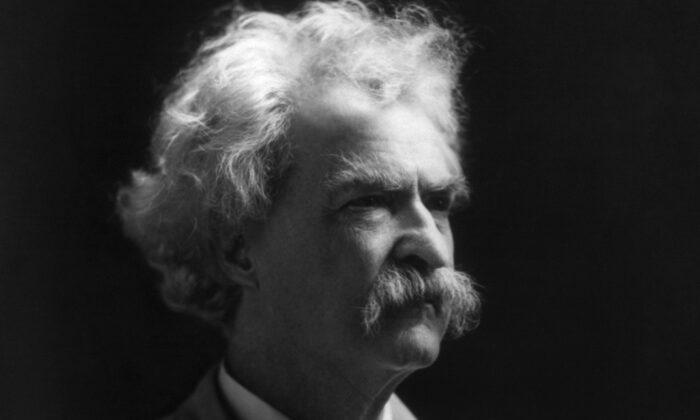Gemas de la edad dorada: el ingenio y la sabiduría de Mark Twain