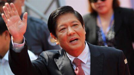 Hijo del dictador Ferdinand Marcos optará a la presidencia de Filipinas