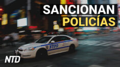 NTD Noticias: NYPD sanciona policías sin mascarilla; 12,000 de la FF.AA. en riesgo de despido por mandato
