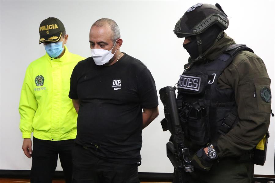 Mueren cuatro militares en Colombia en dos ataques del Clan del Golfo