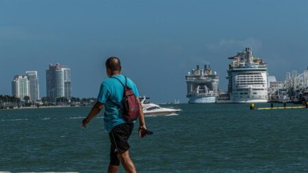 EE.UU. extiende hasta enero las condiciones de navegación en cruceros por covid-19