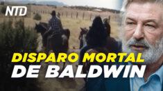 NTD Noticias: Baldwin dispara y mata a mujer con arma de utilería; Mandato para Marines es ilegal