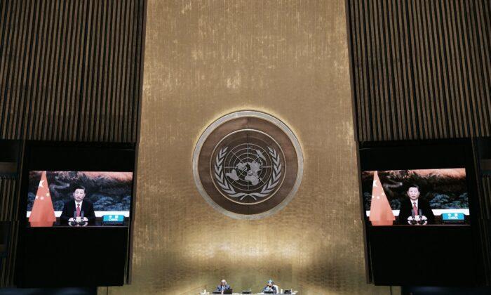 Descifrando el discurso de Xi Jinping al Secretario General de la ONU y al mundo