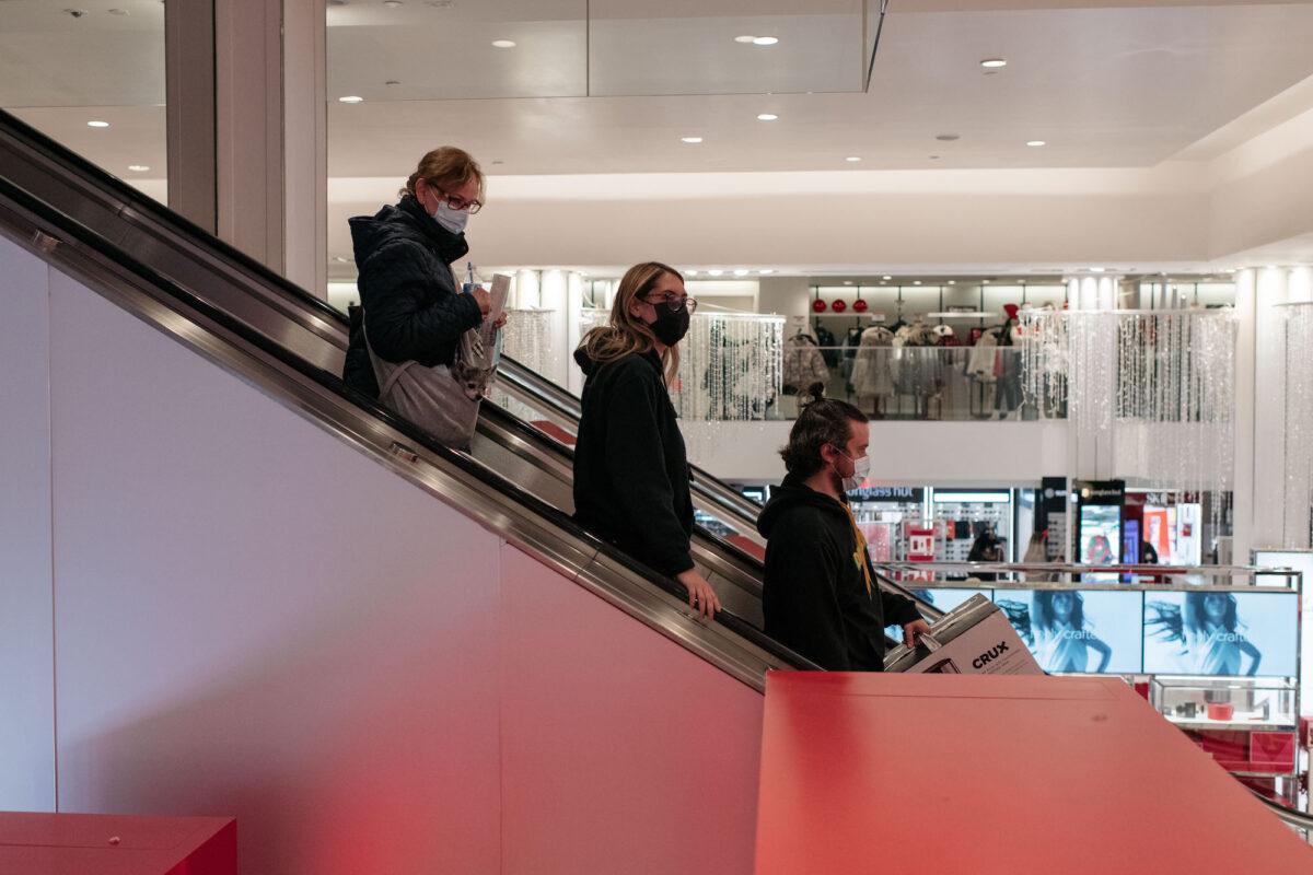 11.5% de hogares de EE. UU. planea no gastar en compras navideñas, más del doble que en 2020