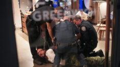Orden de vacunación en la Ciudad de Nueva York conduce a un arresto en Starbucks