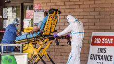 No hay cambios notables de hospitalizaciones por COVID-19 con variante delta, dice estudio de CDC