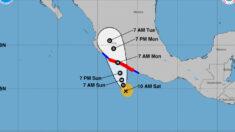 Rick evoluciona a huracán categoría 1 rumbo a costas del Pacífico mexicano