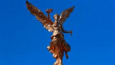 Concluye la restauración del Ángel de Independencia de México tras dos años