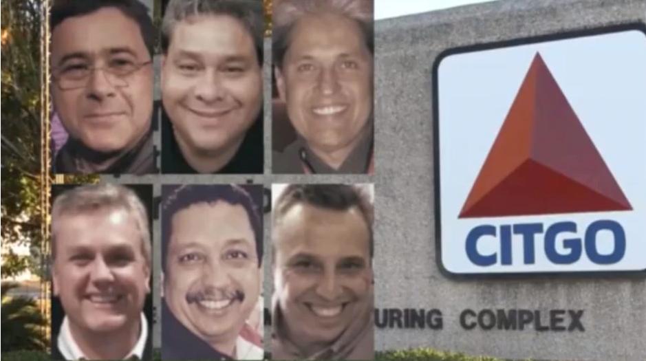 Traslado de 6 exdirectivos de CITGO a centro de reclusión tras la extradición de Saab