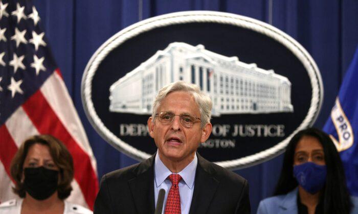 El DOJ solicita formalmente a la Corte Suprema que bloquee la ley antiaborto de Texas