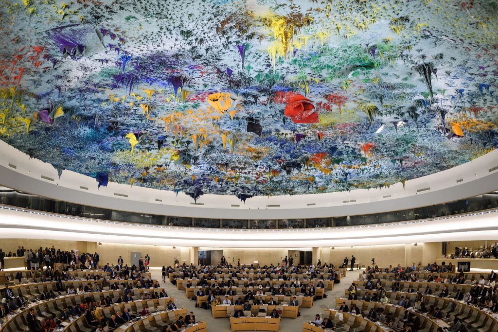 Consejo de Derechos Humanos de la ONU se paralizó por la participación de Beijing, dice informe