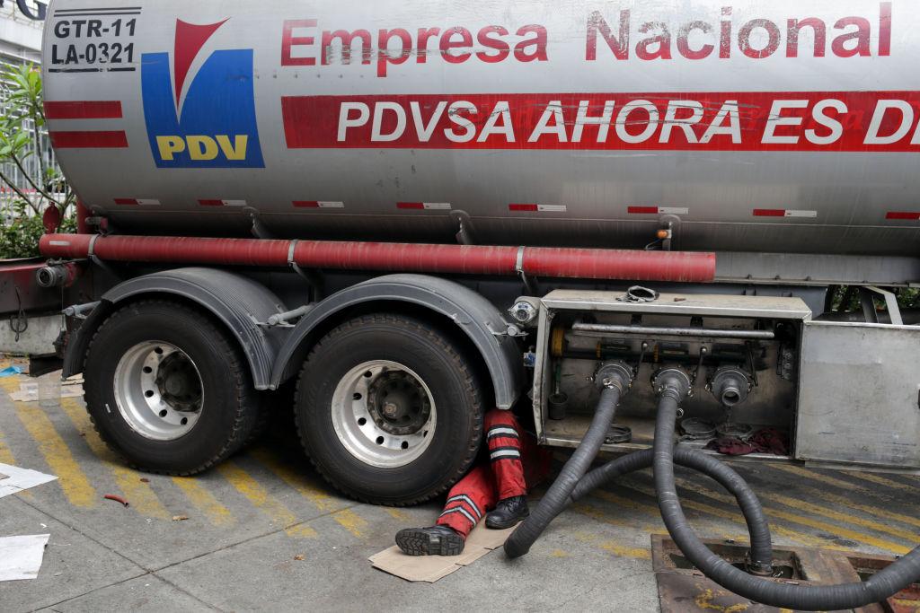 Venezuela provocó 50,000 derrames de petróleo entre 2010 y 2016
