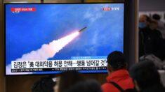 Corea del Norte dispara presunto misil balístico desde un submarino frente a la costa oriental