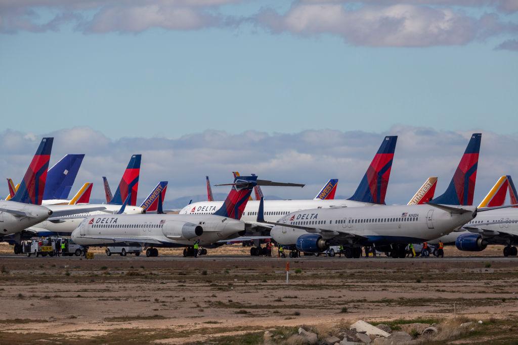 Southwest Airlines pide a una corte que rechace las denuncias contra su norma de vacunación pandémica
