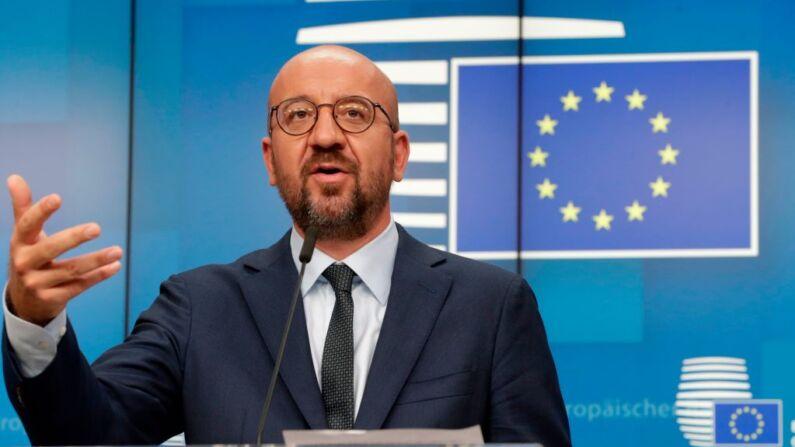 El endurecimiento del punto de vista de Europa hacia China