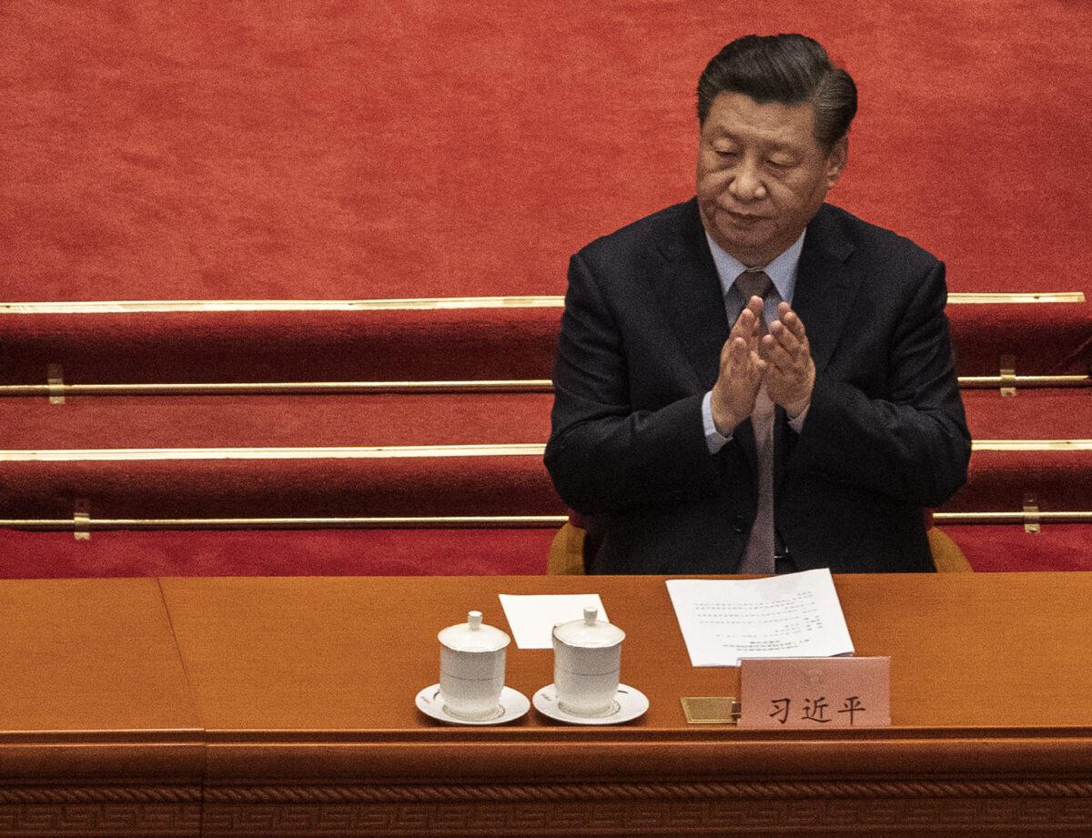 El régimen donde un solo hombre dirige está impulsando la creciente inestabilidad en China