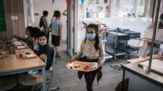 """Problemas """"sin precedentes"""" en cadena de suministros afecta a comedores escolares de EE. UU."""
