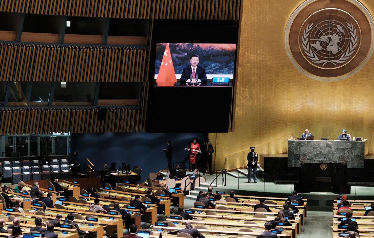Hay que derrotar al PCCh antes de fortalecer a la ONU