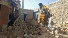 Terremoto en Pakistán de magnitud 5.9 deja más de 20 muertos y cientos de heridos