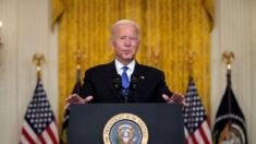 """Biden pide a los padres que vacunen a sus hijos """"cuando sean elegibles"""""""