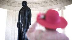 La ciudad de Nueva York retirará la estatua de Thomas Jefferson del ayuntamiento