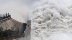 Inundaciones en el oeste de China destruyen producción agrícola