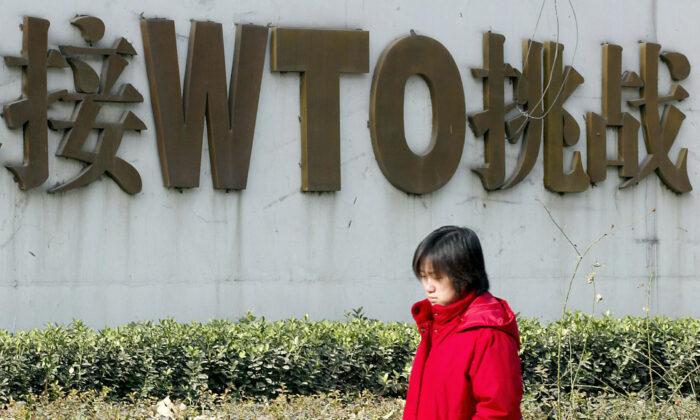 """China lleva 20 años """"aprovechándose"""" de la OMC, dicen expertos"""