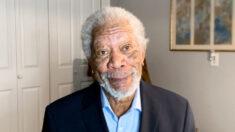"""Morgan Freeman se opone a la """"desfinanciación de la policía"""": """"La mayoría hacen su trabajo"""""""