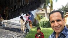 Niño afgano de 10 años realiza angustioso viaje a su nuevo hogar en EE. UU. y empieza a estudiar