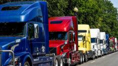 Biden pone a prueba a los camioneros