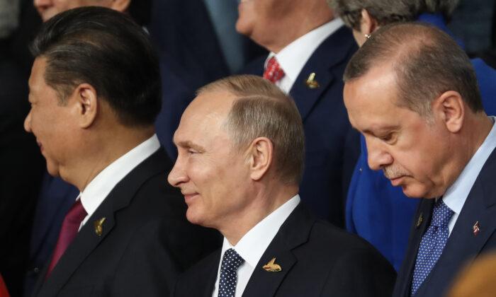 Beijing, Moscú y Ankara nos sacan del dominio del Mar Rojo