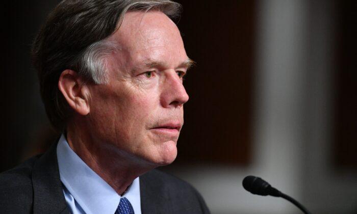 Nuevo embajador de EE.UU. alineado con el cambio de visión del mundo sobre China