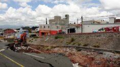 Cuatro muertos por las intensas lluvias e inundaciones en el centro de México