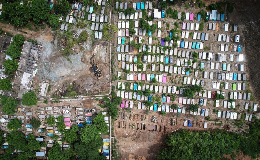 México tuvo un récord de más de un millón de muertos en 2020