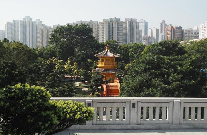Un portal hacia un reino espiritual siempre presente: El convento Chin Lin y el jardín Nian Lin