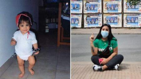 Joven argentina encuentra a su madre biológica 26 años después de ser dada en adopción