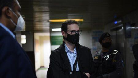Guatemala remite expediente de hijo de Martinelli a EE.UU. para su extradición