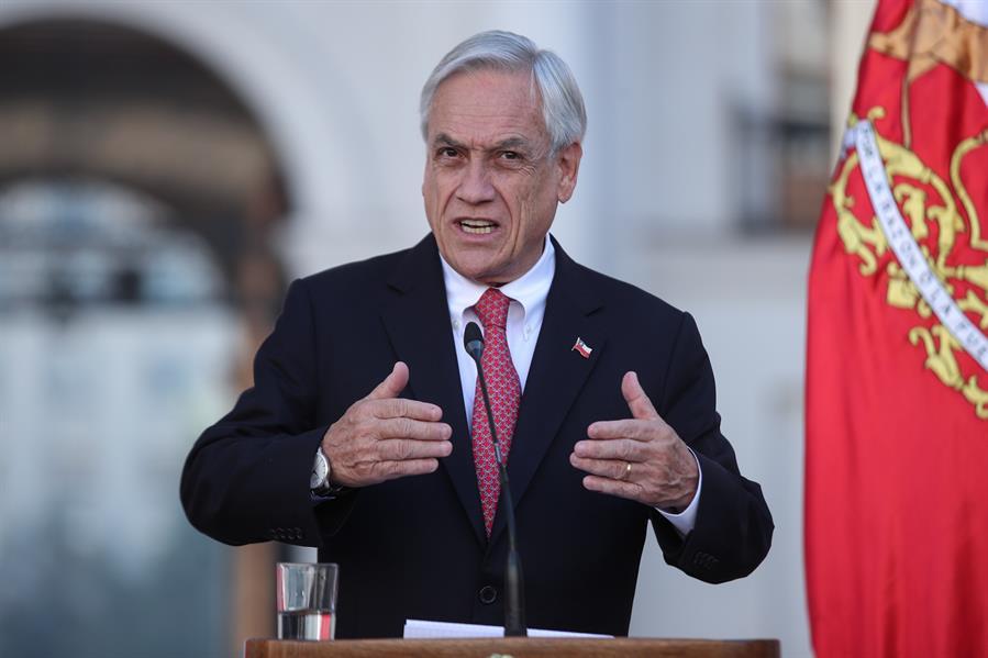 Piñera prorroga la militarización en la zona en conflicto con los mapuches