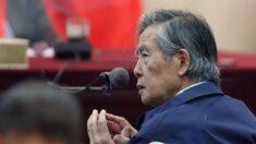 Trasladan al expresidente peruano Fujimori a una clínica por problemas de salud