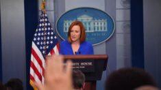 Secretaria de prensa de Casa Blanca dice que será más cuidadosa luego que aparentemente violó Ley Hatch