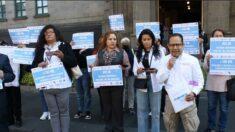 Grupo de padres mexicanos rechazan frente a la Suprema Corte el cambio de género en niños