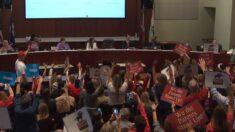 """Email """"bomba"""" genera pedidos de renuncia a junta escolar del condado de Loudoun y a superintendente"""