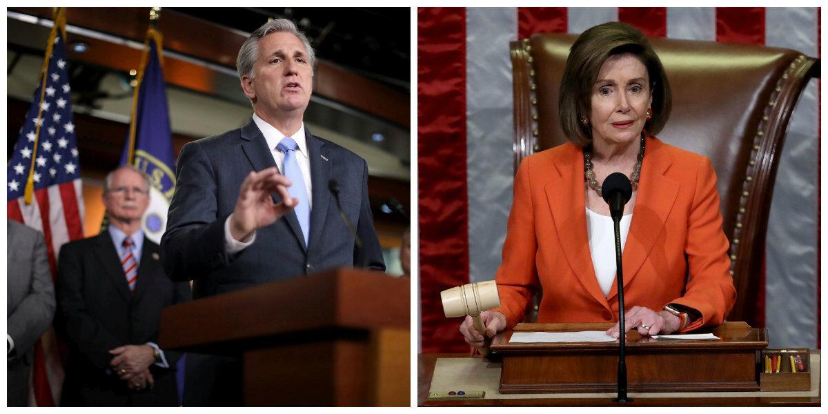 Líder de GOP predice más retiros de demócratas en la Cámara antes de elecciones de mitad de período