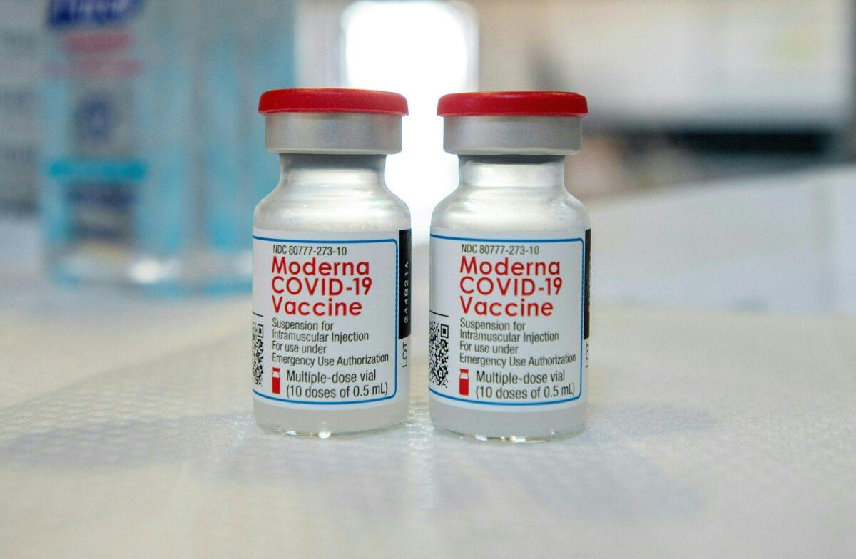 Moderna afirma que su vacuna COVID-19 es eficaz y segura en niños de 6 a 11 años